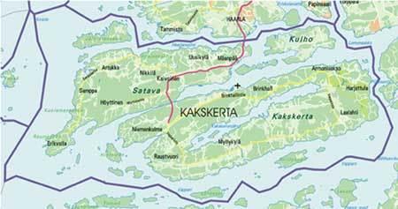 Kartta Kakskertaseura Ry
